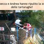 Roma Garbatella Progetto semi nella terra