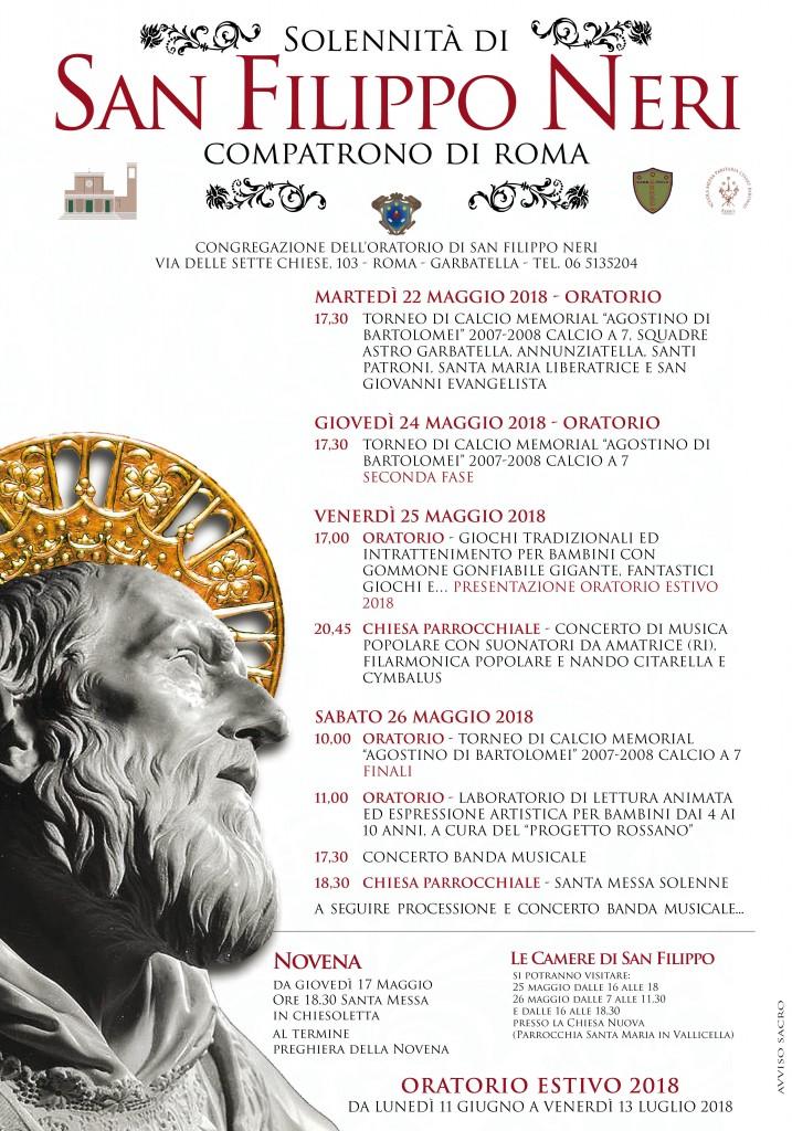 Festa di San Filippo Neri